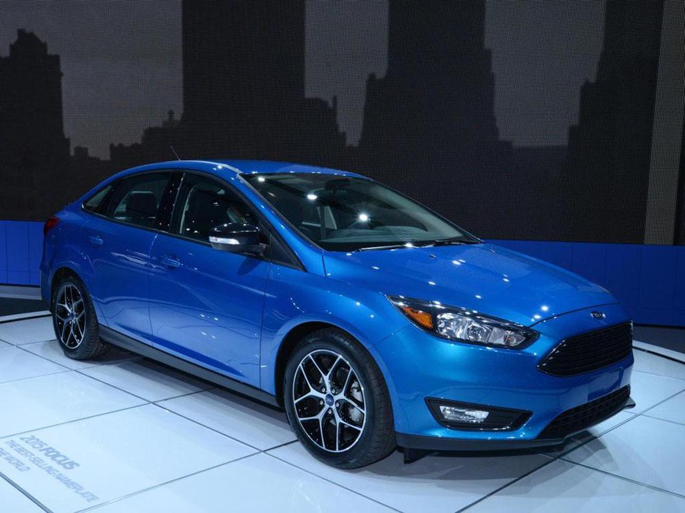 Стоимость форд фокус в 2017 году новый
