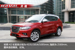 Great Wall Haval (Hover) H2 2014 Фото 01
