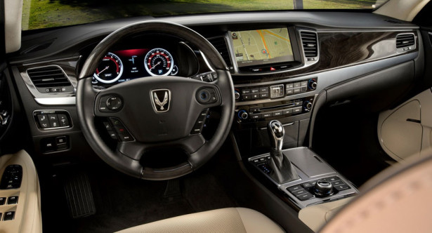 Hyundai Equus Ultimate 2014