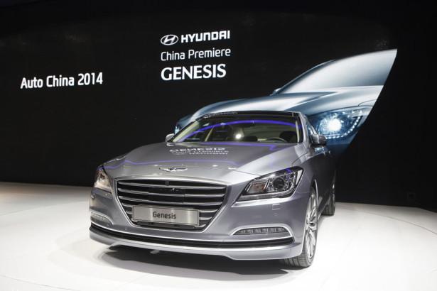 Hyundai Genesis 2014 Фото 01