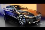 Концепт BMW Vision Future Luxury 2014 Фото 14
