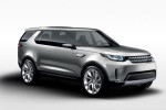 Land Rover Discovery Vision Concept 2014 Фото 04