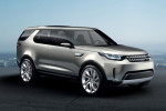 Land Rover Discovery Vision Concept 2014 Фото 05