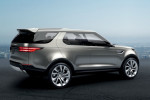 Land Rover Discovery Vision Concept 2014 Фото 06