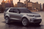 Land Rover Discovery Vision Concept 2014 Фото 11