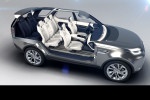 Land Rover Discovery Vision Concept 2014 Фото 12
