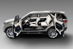Land Rover Discovery Vision Concept 2014 Фото 16