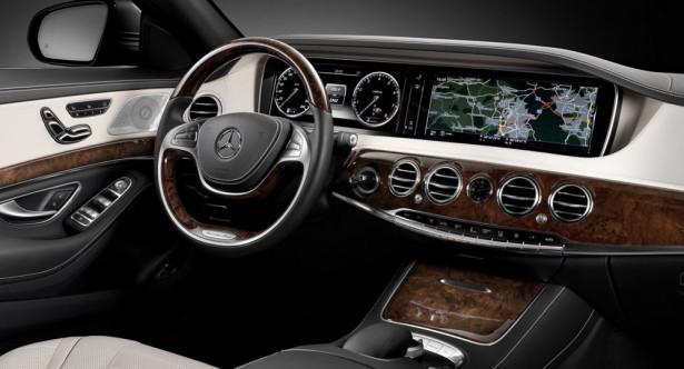 Mercedes-Benz S550 2014