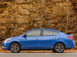 Nissan Versa 2015 Фото 05