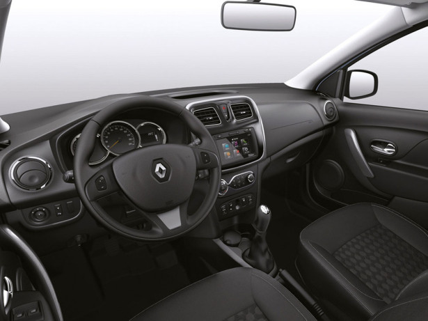 Новый Renault Logan 2014 Фото 02