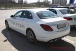 Презентация Mercedes-Benz C и GLA - Фото 37