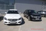 Презентация Mercedes-Benz C и GLA - Фото 38