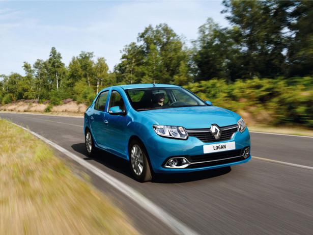 Renault Logan 2014 Фото 10