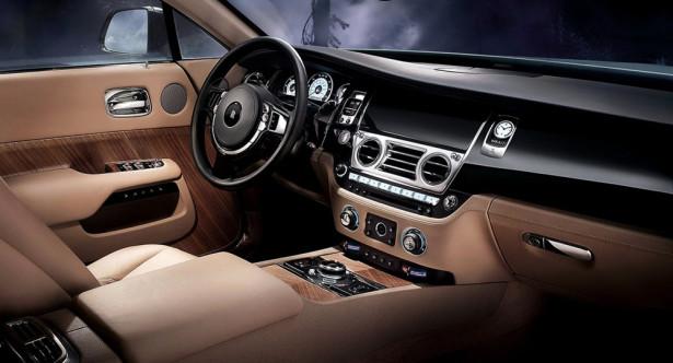 Rolls-Royce Wraith 2014
