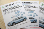 Skoda Rapid 2014 в Волгограде Фото 44
