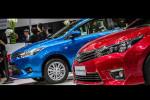 Toyota Corolla и Levin 2014 Фото 07
