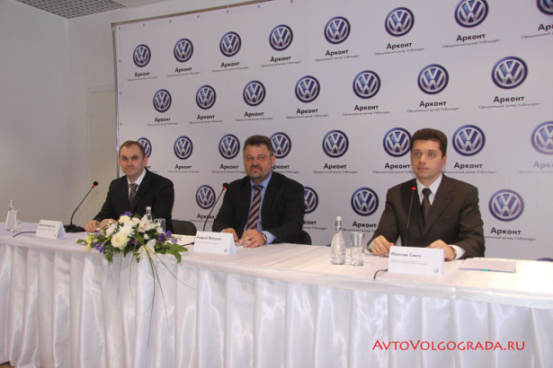 Volkswagen Арконт в Волгограде 2014 Фото 06
