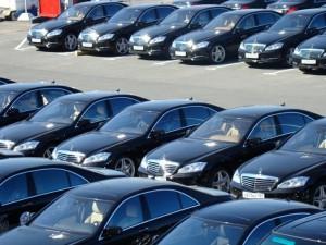 автомобили чиновников