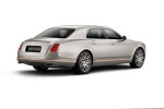 гибридный концепт Bentley Mulsanne 2014 Фото 11