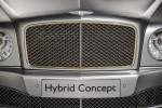 гибридный концепт Bentley Mulsanne 2014 Фото 12