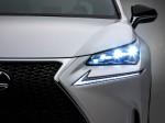кроссовер Lexus NX 2015 Фото 20