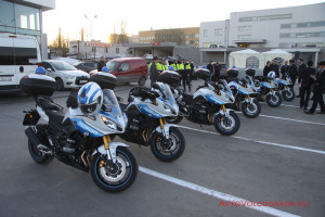 открытие мотосалона Yamaha в Волгограде 2014 Фото 04