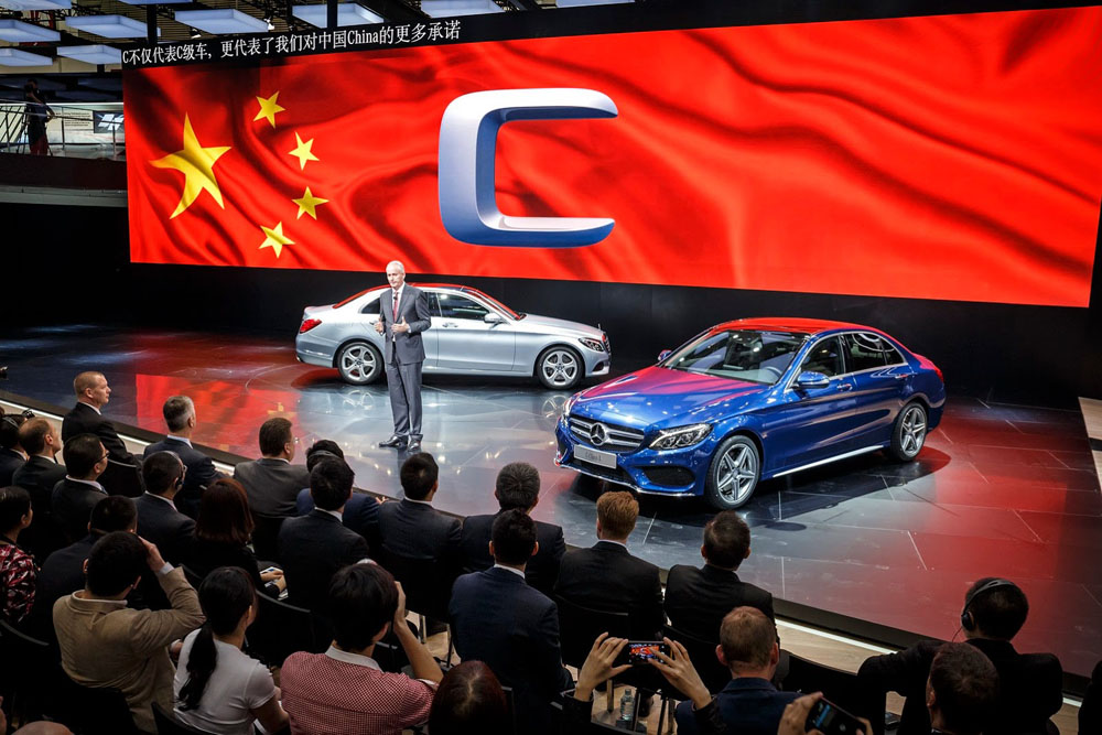 mercedess benz expanding in china Beijing benz (officially beijing benz automotive co, ltd) is an automotive manufacturing company headquartered in beijing, china, and a joint venture between baic motor and daimler ag.