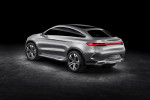Concept Coupe SUV; 2014; colour: ALU-BEAM silver
