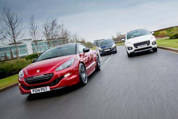 Автомобили Peugeot 2014