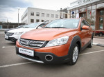DongFeng H30 Cross и седан S30 2014 Фото 01