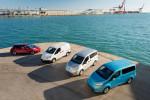 Электрический Nissan е-NV200 Фото 32