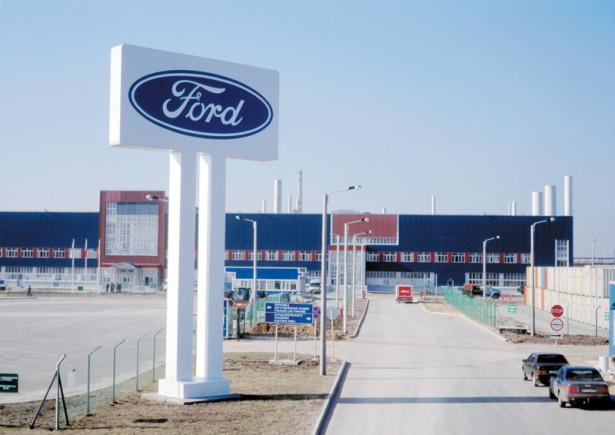 Ford во Всеволожске