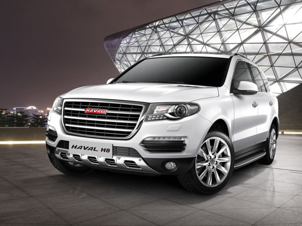 Haval H8 2014 Фото  06