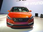Hyundai Sonata 2015 Фото 08
