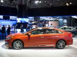 Hyundai Sonata 2015 Фото 09