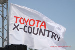Внедорожные испытания автомобилей - Toyota X-Country 2014