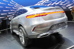 Концепт внедорожника Mercedes Coupe 2014 Фото 02