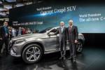 Концепт внедорожника Mercedes Coupe 2014 Фото 03