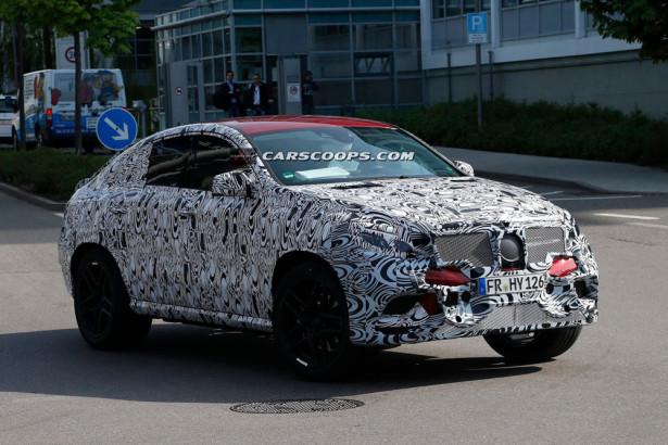 Кроссовер Mercedes MLC 2014 Фото 06