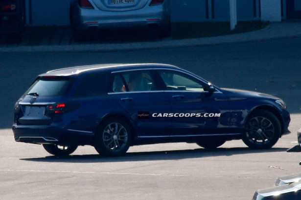 Mercedes-Benz C-Class Wagon 2015 Фото 02
