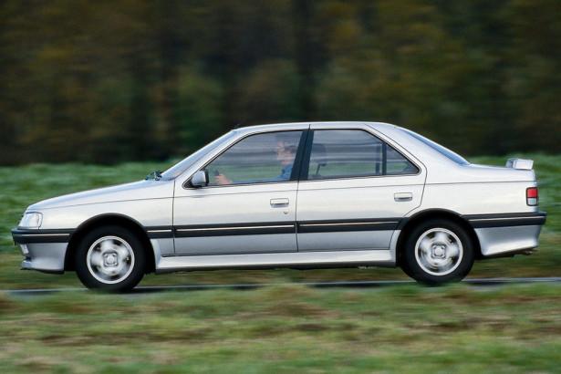 Peugeot-405 1991