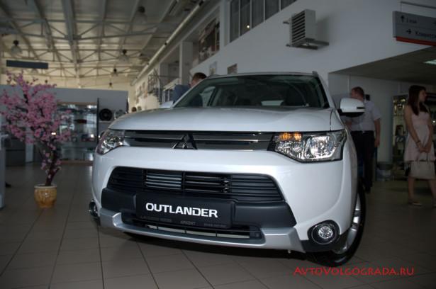 Презентация Mitsubishi Outlander 2014 Волгоград Фото 11