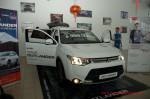 Презентация нового Mitsubishi Outlander в Волгограде