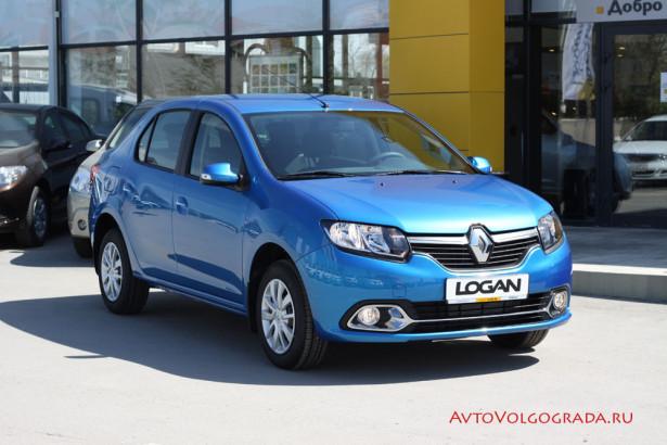 Renault Logan 2014 Фото 05
