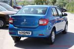 Renault Logan 2014 Фото 09