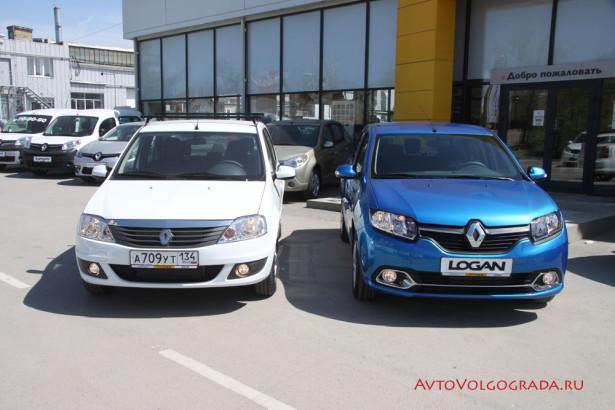 Renault Logan 2014 Фото 14