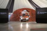 Тест-драйв малотоннажных автомобилей Mercedes-Benz в Москве
