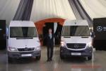 Тест-драйв Mercedes-Benz в Москве 2014 Фото 20