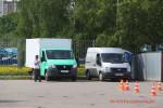 Тест-драйв Mercedes-Benz в Москве 2014 Фото 27