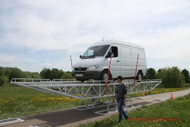 Тест-драйв Mercedes-Benz в Москве 2014 Фото 41